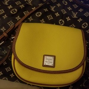 Dooney & Bourke Hallie crossbody